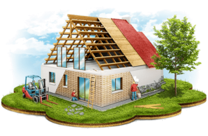 Строительство каркасного дома в СПб и ЛО