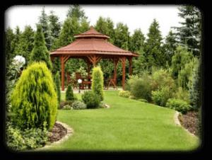 Ландшафтный дизайн, озеленение участков СПБ и ЛО