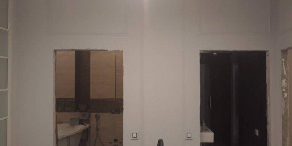 Отделка квартир под ключ,, стены