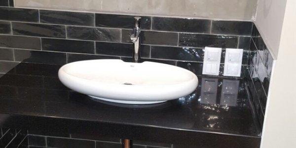 Отделка квартир под ключ, ванная комната