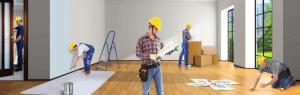Ремонт и отделка офисных, складских и производственных помещений