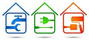 Проверка, электрики, сантехники, отделки, площади и прочее