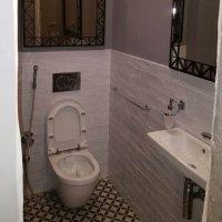 Отделка квартир под ключ, туалет