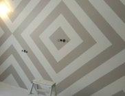 Покраска спальни